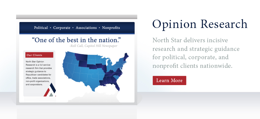 North Star Opinion Research: One of the Best in the Nation